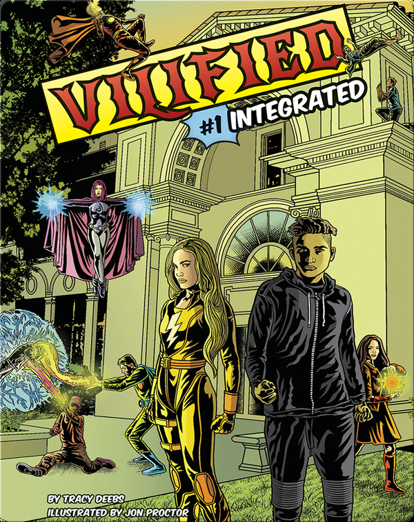 Vilified Book 1: Integrated