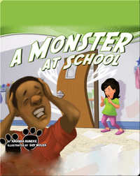 A Monster at School