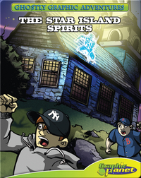 Ghostly Graphic Adventures Fifth Adventure: The Star Island Spirits