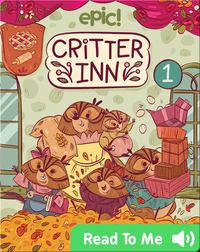 Critter Inn Book 1: A Sweet Surprise