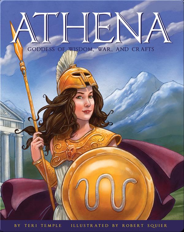 Athena: Goddess of Wisdom, War, and Crafts