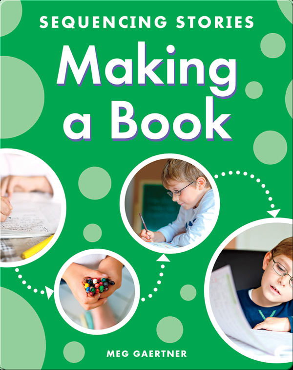 Sequencing Stories: Making a Book