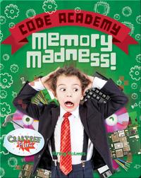 Code Academy: Memory Madness!