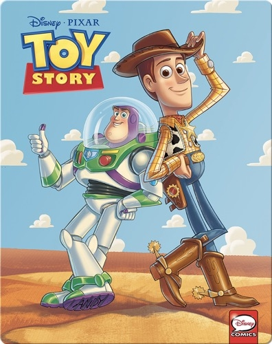 Disney and Pixar Movies: Toy Story