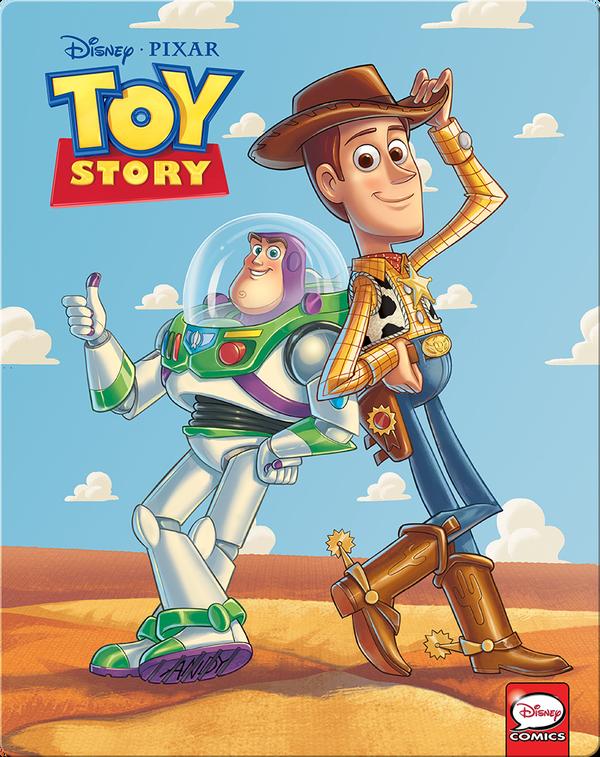 Disney and Pixar Movies: Toy Story