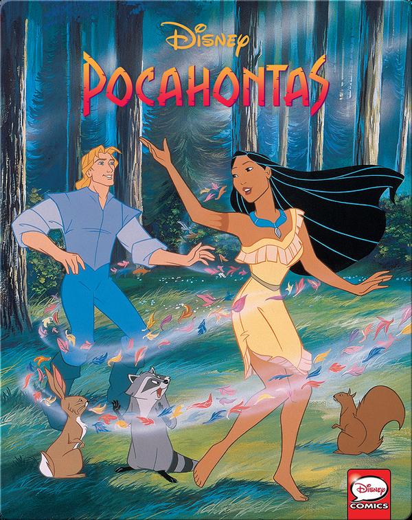 Disney Princesses: Pocahontas