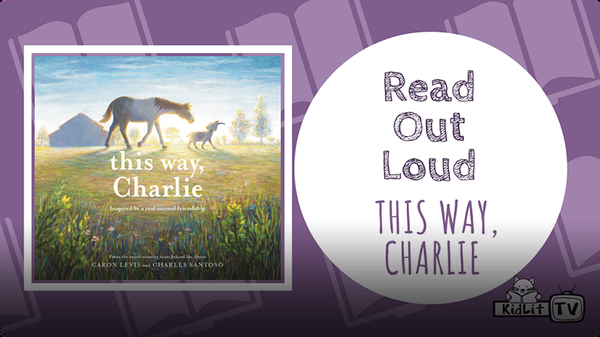 Read Out Loud: This Way Charlie