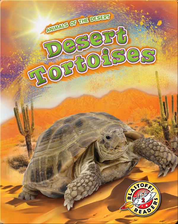 Animals of the Desert: Desert Tortoises