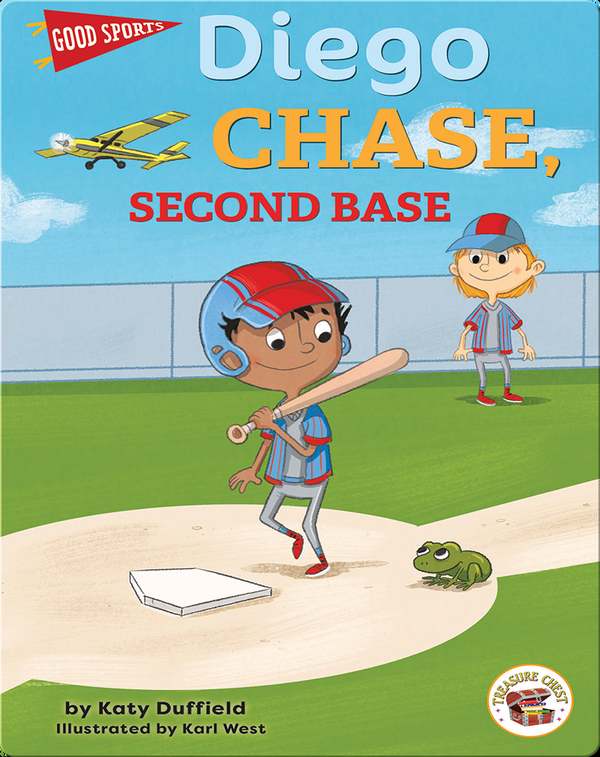 Good Sports: Diego Chase Second Base