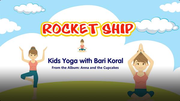 Yogapalooza: Rocket Ship