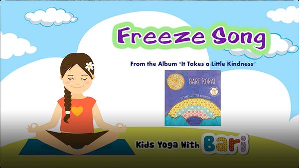 Yogapalooza: Freeze Song
