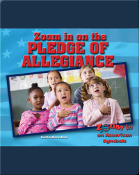 Zoom in on the Pledge of Allegiance