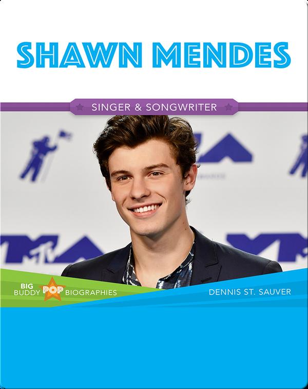 Big Buddy Pop Biographies: Shawn Mendes