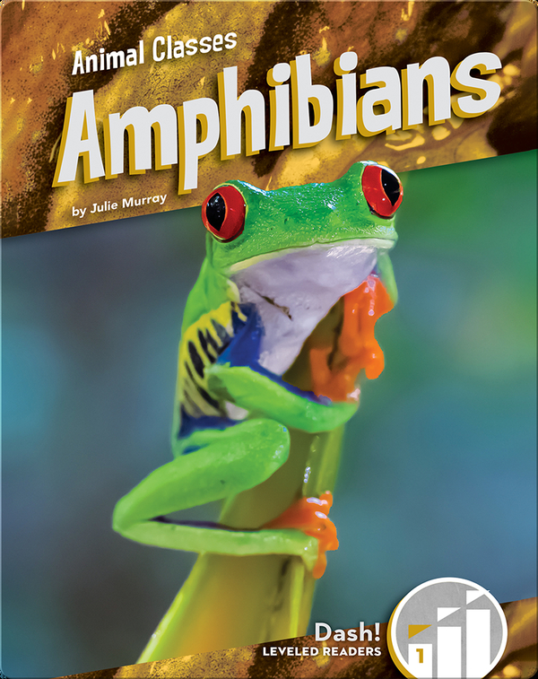 Animal Classes: Amphibians