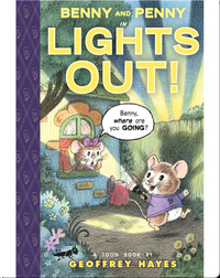 Benny and Penny in Lights Out! (TOON Level 2)