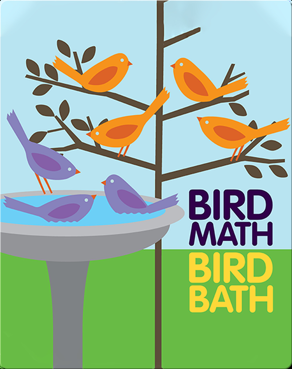 Bird Math Bird Bath