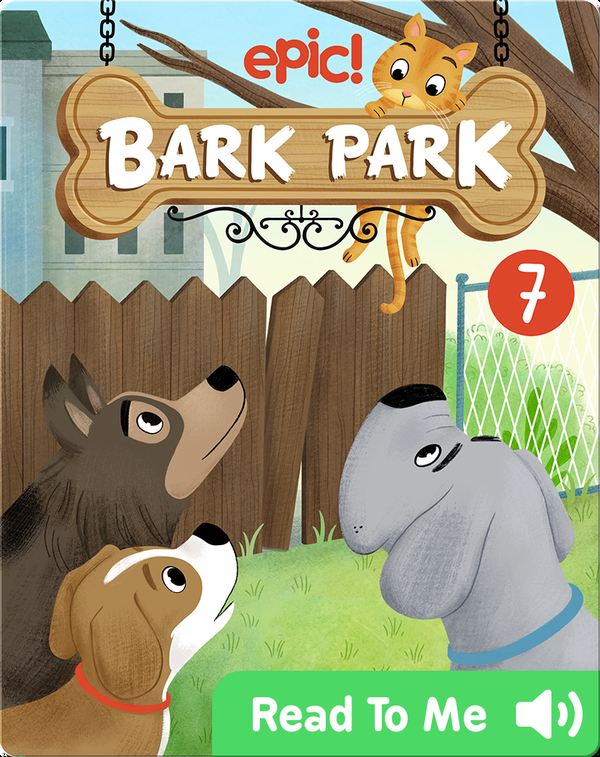 Bark Park: The Missing Alley Cat