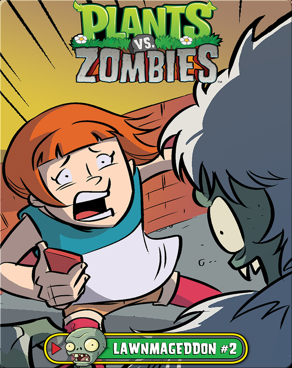 Plants vs. Zombies: Lawnmageddon 2
