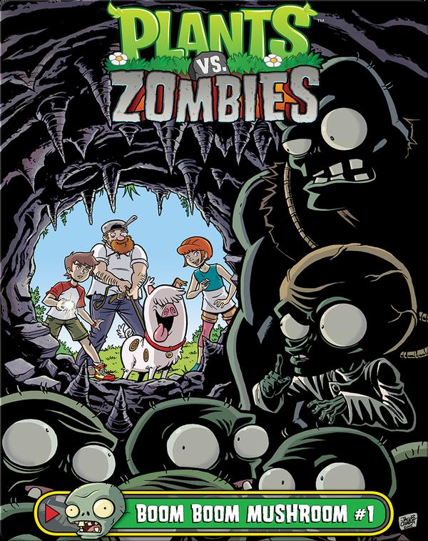 Plants Vs. Zombies: Boom Boom Mushroom 1