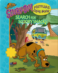Scooby-doo! Picture Clue Books: The Search for Scooby Snacks
