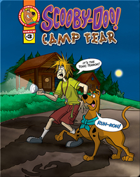 Scooby-Doo Comic Storybook 3: Camp Fear