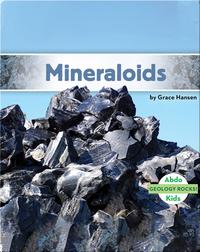 Geology Rocks!: Mineraloids