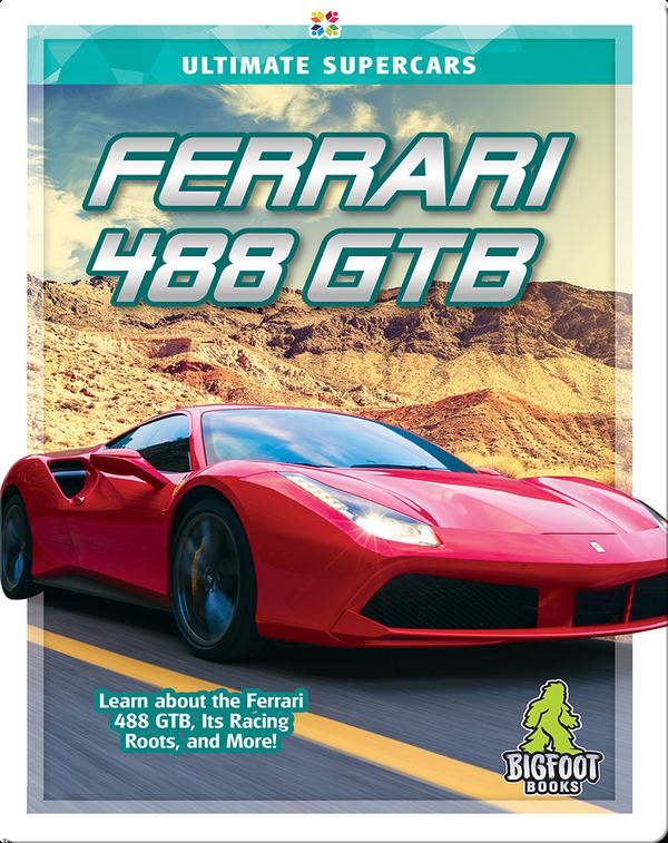Ultimate Supercars: Ferrari 488 GTB