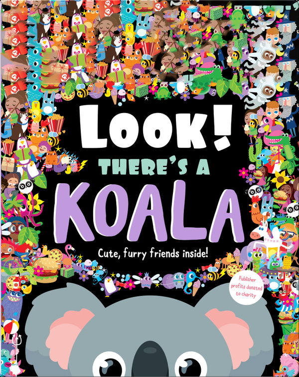 Look! There's a Koala
