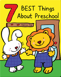 7 Best Things About Preschool