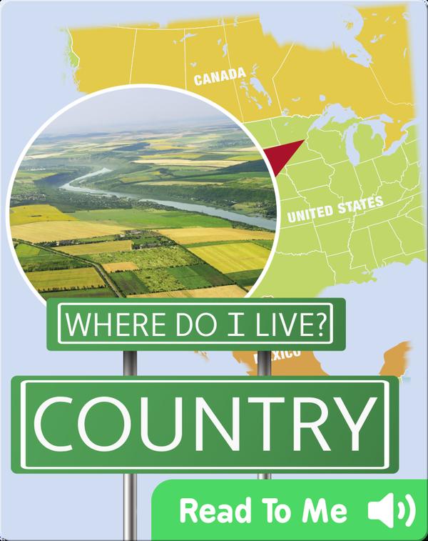 Where Do I Live?: Country