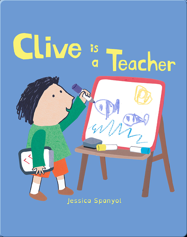 Clive's Jobs: Clive is a Teacher