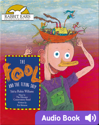 We All Have Tales: The Fool and the Flying Ship