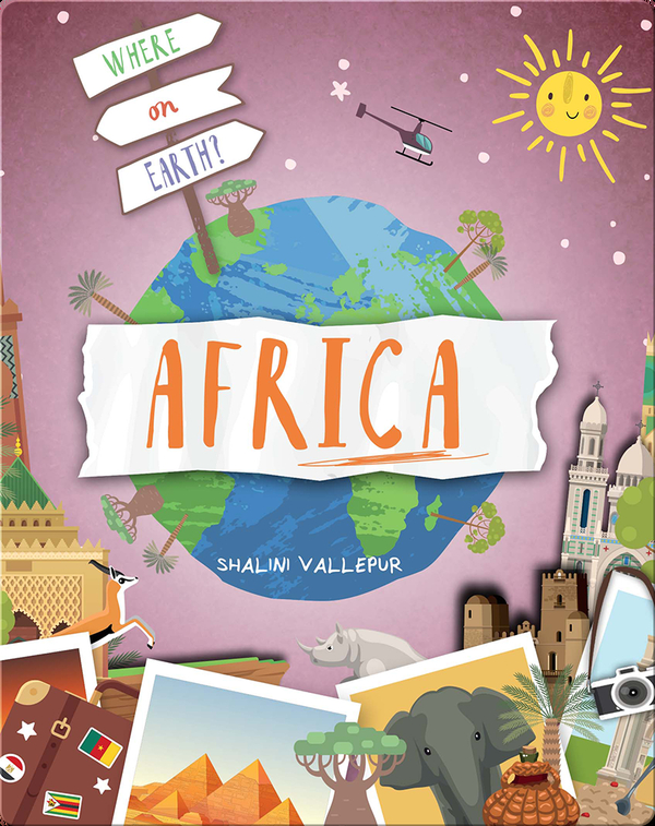 Where on Earth?: Africa