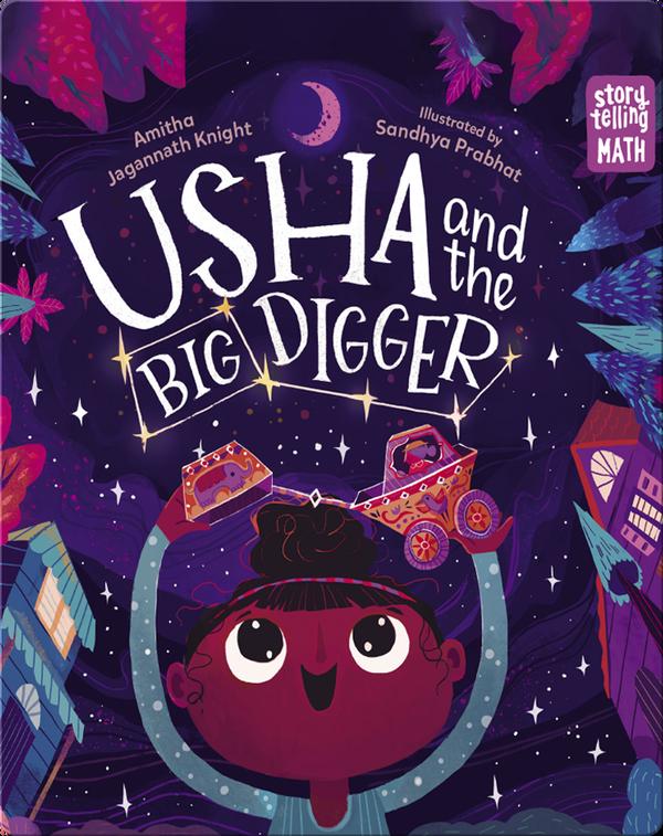 Storytelling Math: Usha and the Big Digger