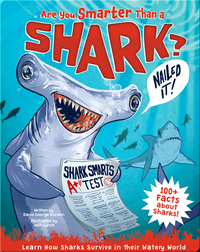 Are You Smarter Than a Shark?