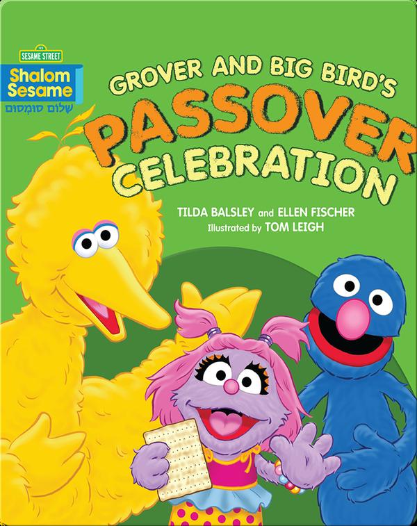 Shalom Sesame: Grover and Big Bird's Passover Celebration