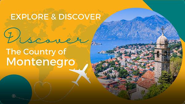 Adventure Family Journal: Explore Historic Montenegro