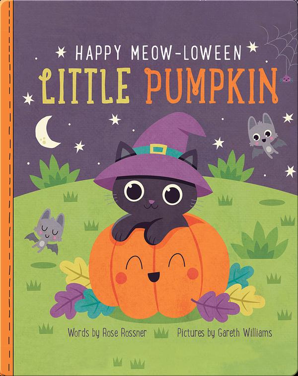 Happy Meow-loween Little Pumpkin