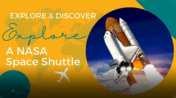 Adventure Family Journal: Nasa & Space Shuttle Endeavour