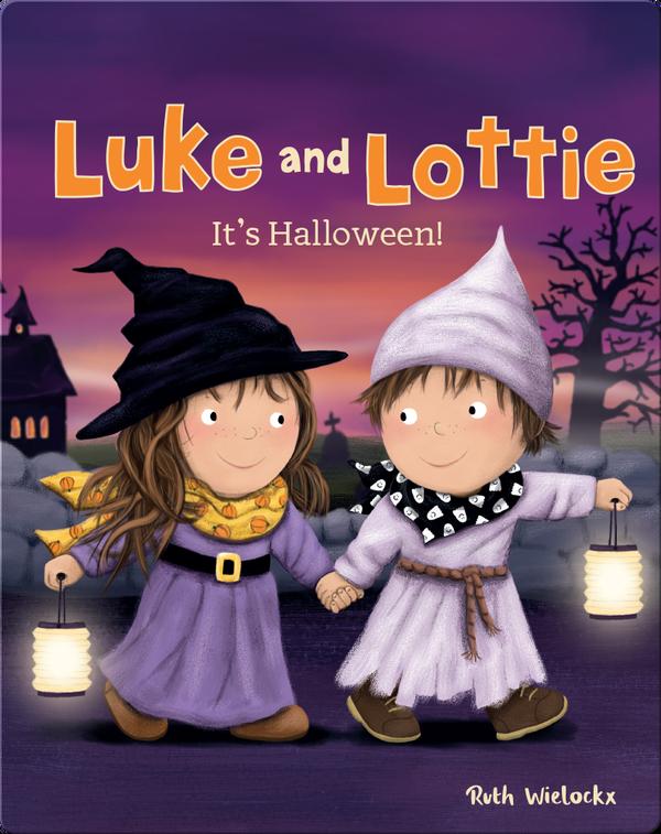 Luke and Lottie: It's Halloween!