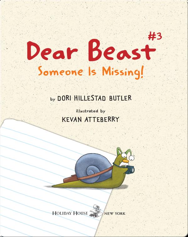 Dear Beast No.3: Someone Is Missing!