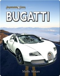 Superstar Cars: Bugatti