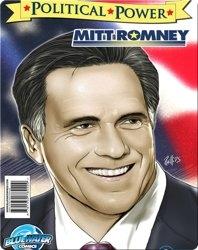 Political Power : Mitt Romney