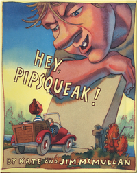 Hey, Pipsqueak!