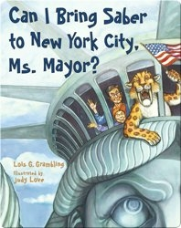 Can I Bring Saber to New York City, Ms. Mayor?