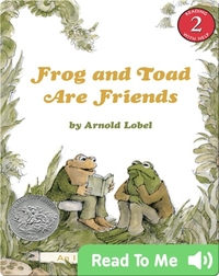 Frog and Toad Are Friends (DUPLICATE)