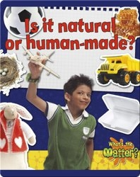 Is it Natural or Human-Made?