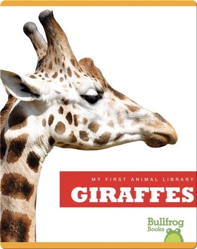 My First Animal Library: Giraffes