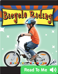 Sports For Sprouts: Bicycle Riding