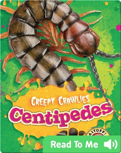 Creepy Crawlies: Centipedes